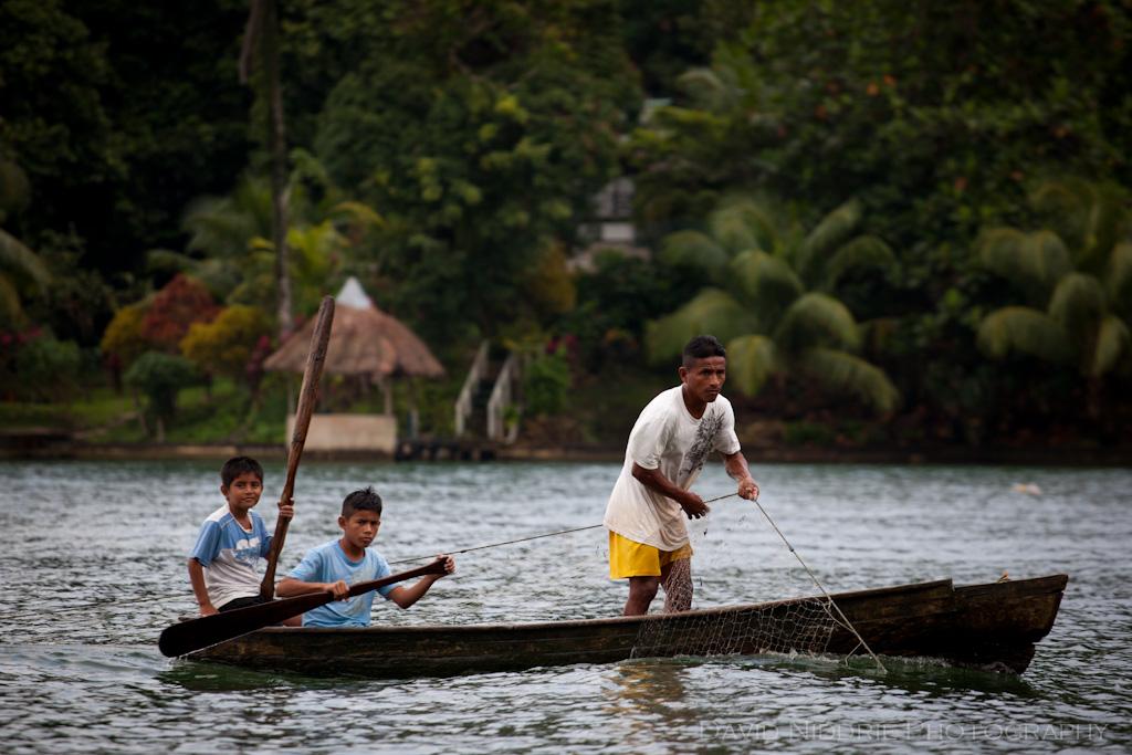 Rio Dulce, Guatemala