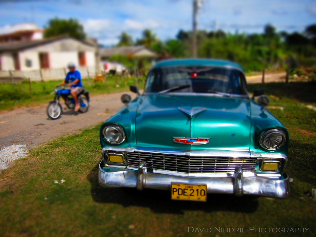 Vinales Cuba Car