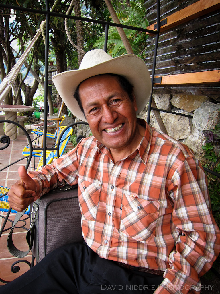 Atitlán Coffee Farmer