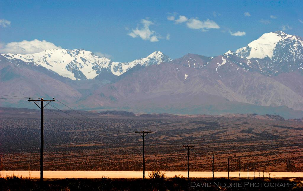 Cordillera de Ansilta, Argentina