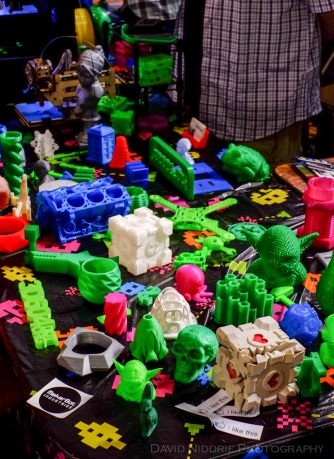 Selections from the 3D printer village