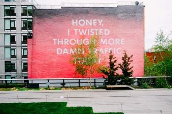 Honey...