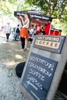 Vancouver Folk Music Festival - Saltspring Coffee