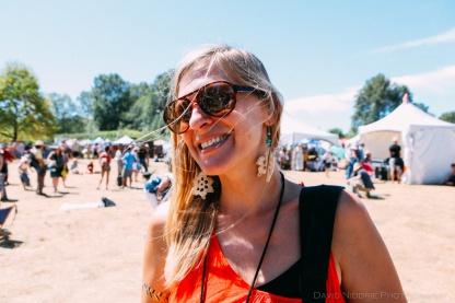 Vancouver Folk Music Festival - Cloe Aigner
