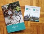 Mobi Vancouver Bike Share welcomepamphlet