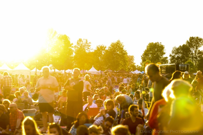 Golden Hour begins at Vancouver Folk Music Festival 2016