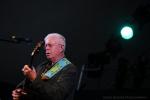 Bruce Cockburn performs at Vancouver Folk MusicFestival.