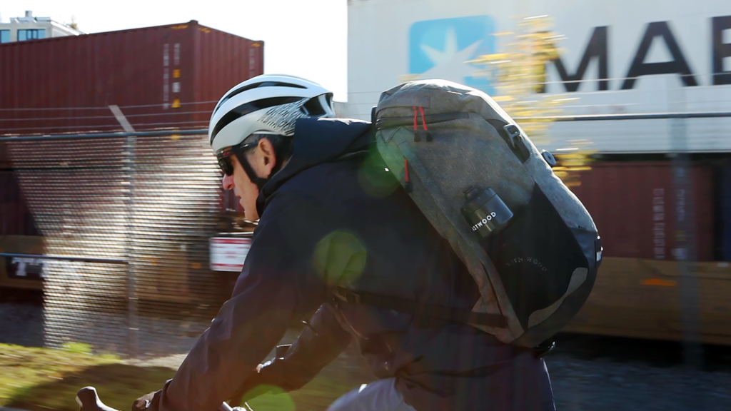 Two Wheel Gear Bike Commuter Backpack